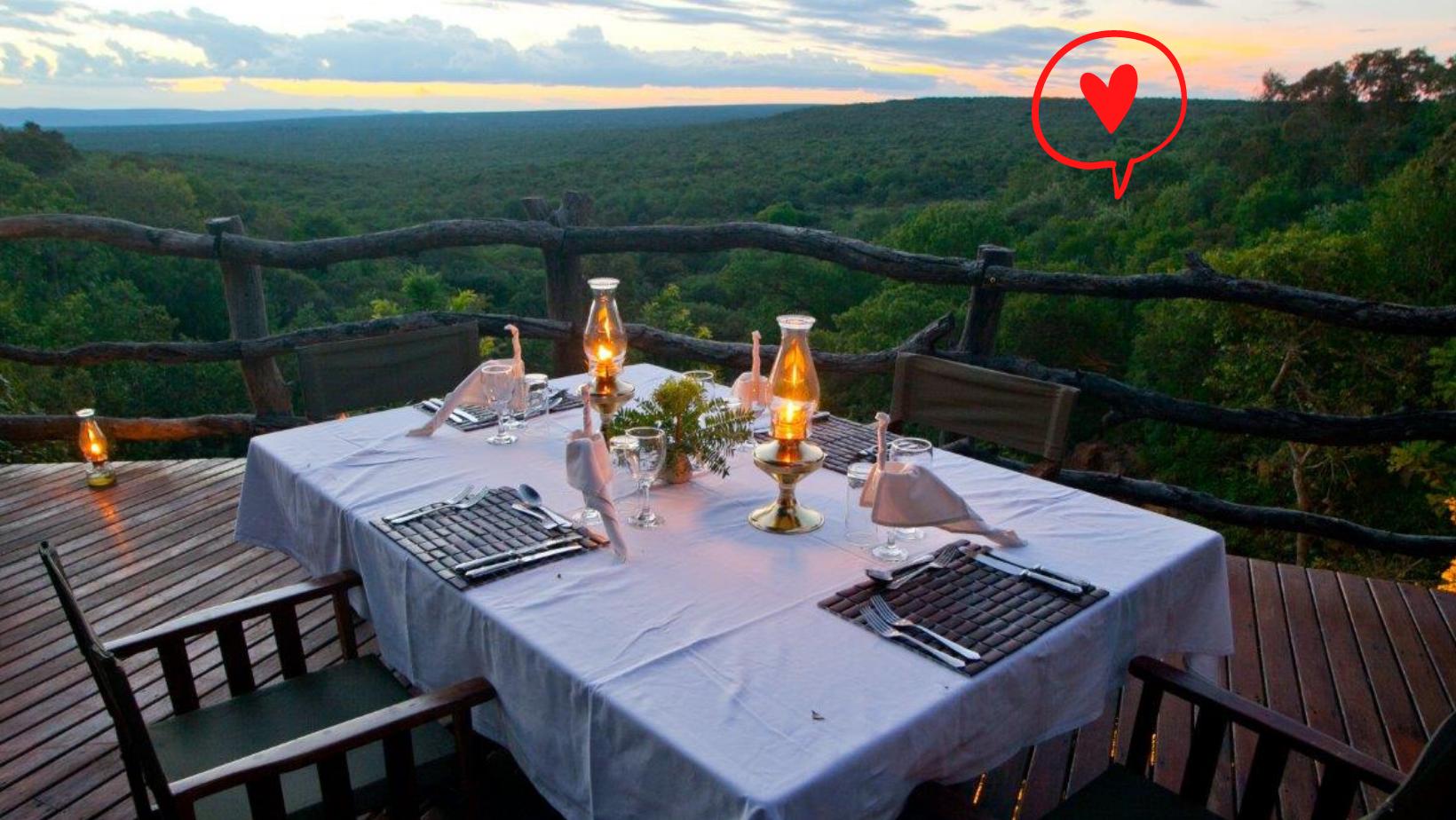 Valentines Day Specials – #LocalisLekker Couples Getaways